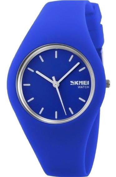Relógio Feminino Skmei Original Com Garantia E Nota Fiscal
