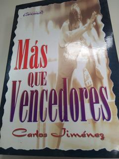 Más Que Vencedores Jiménez Carlos Libro Cristiano Fe Biblia