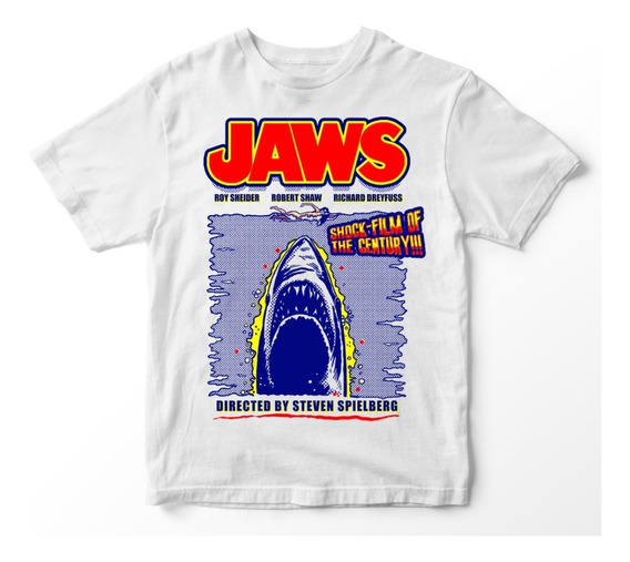 Nostalgia Shirts- Tiburón Jaws