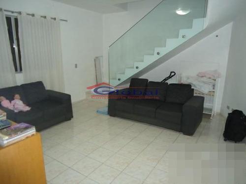 Casa - Jd. Guarará - Santo André - Gl39314