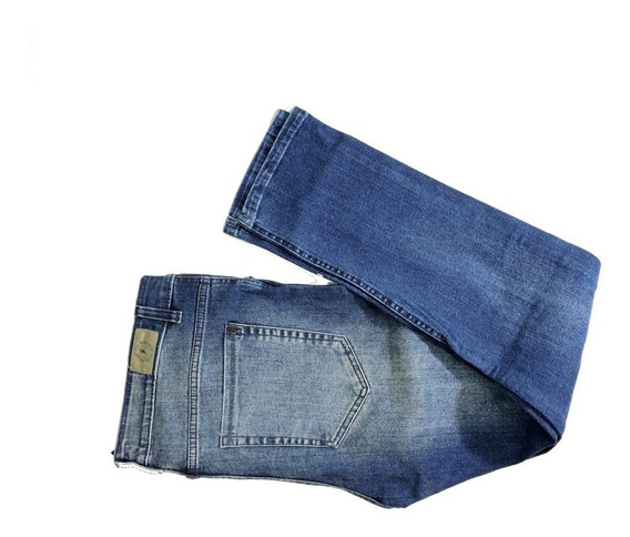 Jeans Fly55 Dark Label Hombre Chupin