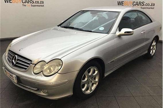 Mercedes-benz Clk 320 Elegance Elegance Plus