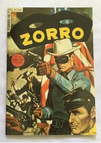 Zorro - 1ª Série - Nº 16 - Fac-símile
