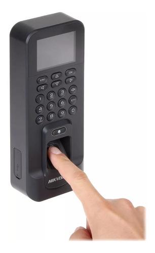 Control De Acceso Hikvision Ds-k1t804mf Tarjeta Huella Wifi