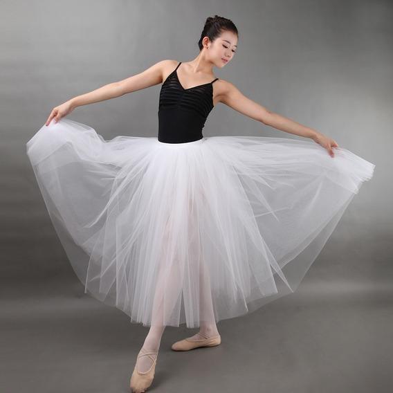 Tutu Romantico Adulto Varios Colores Ballet Adulto