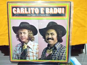 Lp Carlito & Baduy Cachoeira De Lagrimas Código 01