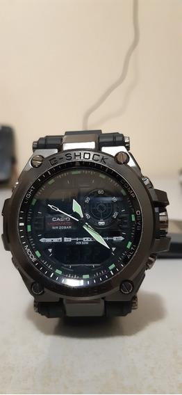 Relógio Cásio G-shock Mudmaster Solar