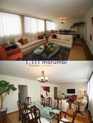 Imagem 1 de 12 de Morumbi Condomínio Com Lazer De Clube - Nm2138
