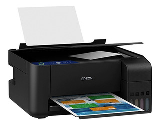 Impresora Epson L3110 Ecotank Sist. Continuo + 4 Tintas 1143