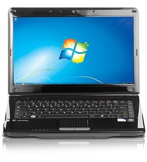 Notebook Itautec W7415 Core 2 Duo Baixei Para Vender Rapido
