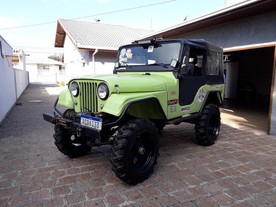 Jeep Willys Off Road