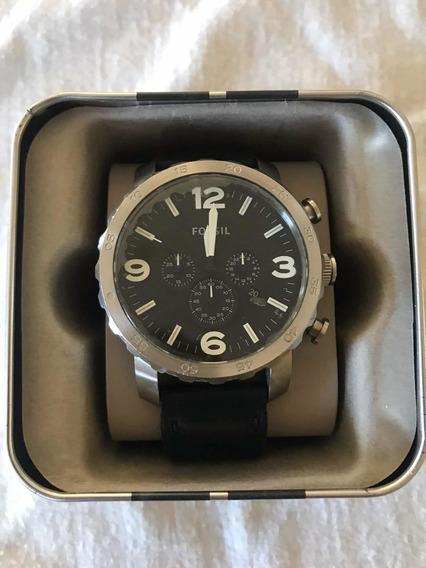 Relógio Fóssil Original - Pulseira De Couro