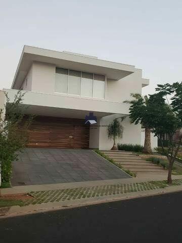 Imagem 1 de 28 de Casa À Venda No Condominio Residencial Quinta Do Golfe - São José Do Rio Preto/sp - 2021532