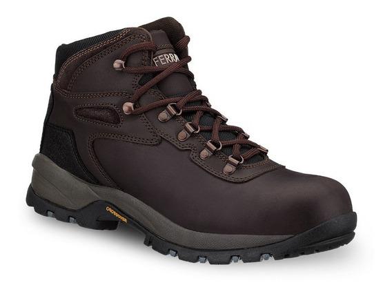 Ankle Boot Café 2041049