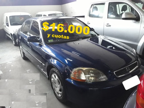 Honda Civic 1.6 Lx - Dubai Autos