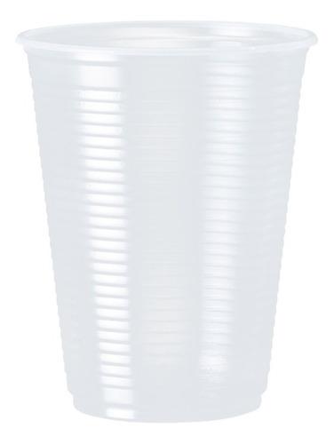 Vaso Descartable Cristalcopo 300ml Transparente 100 Unidades