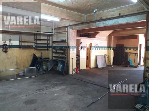 Zelarrayám 1800 Y Puán Parque Chacabuco Taller Mecánico Oportunidad!!