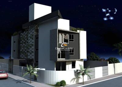 Cobertura Com 3 Dormitórios À Venda, 76 M² Por R$ 348.500 - Bessa - João Pessoa/pb - Co0067
