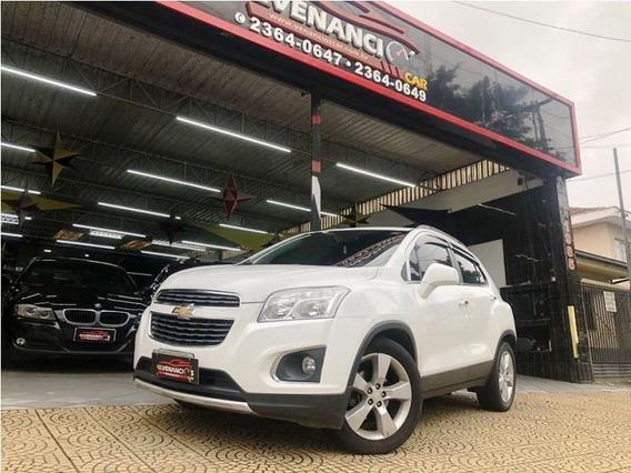 Chevrolet Tracker 1.8 Mpfi Ltz 4x2 Flex Aut - Venancioscar