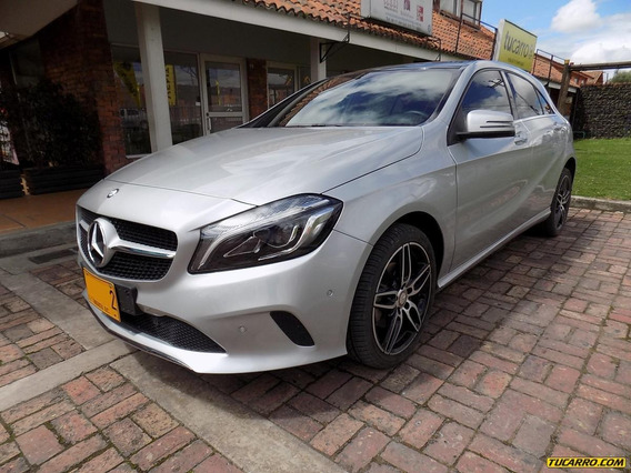 Mercedes Benz Clase A Facelift 1.6cc At Aa