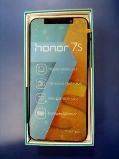 Honor 7s De Huawei Dual Sim 4g Lte Con Todas Las Operadoras