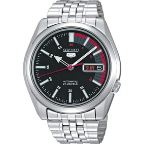 Relógio Seiko Masculino Automático Snk375