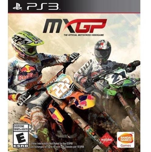 Mxgp Motocross (ps3) Playstation 3 Promoção