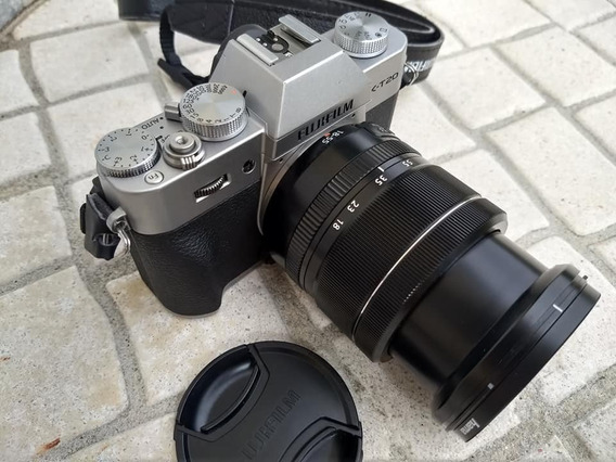 Câmera Fuji X-t20 Video 4k + Lente Fujinon 18-55 F/2.8-4