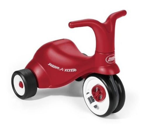 Triciclo Radio Flyer Scoot 2 Pedal