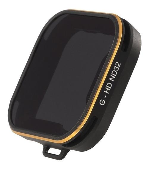 Filtro Pgytech Nd32 Para Gopro Hero 5 Black 6 Black 7 Black