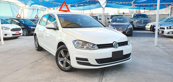 Volkswagen Golf Trendline Tsi 1.4 Turbo 2016 Std