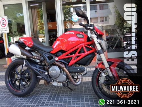 Ducati Monster 796 Año 2010 / 796cc / Milwaukee