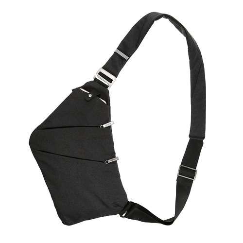 Imagem 1 de 7 de Sling Backpack Chest Bag Lightweight Outdoor Sport Travel