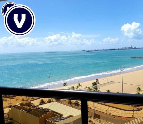 Ap 804 Do Platinum Place - Apartamento Para Aluguel No Bairro Praia De Iracema - Fortaleza, Ce - Ve15188