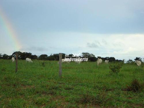 Imagem 1 de 28 de Fazenda À Venda, 19690000 M² Por R$ 24.000.000,00 - Zona Rural - Sapezal/mt - Fa0003