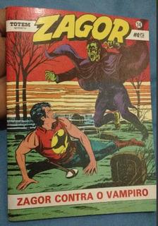 Zagor (15 Revistas)