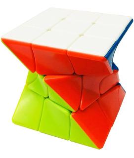 Cubo Magico Torcionado Twisted Simil Rubik New 2274 Bigshop