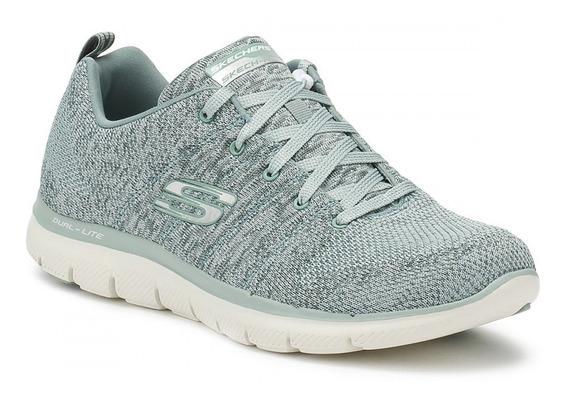 Skechers Zapatillas Mujer Flex Appeal 2.0 High Energy Cte