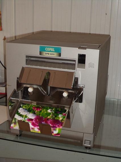 Impressora Fotografica Copal Dbp-6000 (fts 3x4 -10x15-15x21)