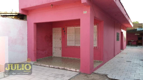 Casa Com 1 Dormitório Por R$ 159.900 - Loty - Itanhaém/sp - Ca3641