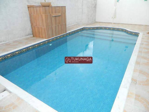 Sobrado À Venda, 250 M² Por R$ 550.000,00 - Estância Balneária Belmira Novaes - Peruíbe/sp - So0852
