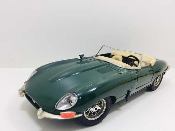 Miniatura Jaguar E 1961 Burago 1/18