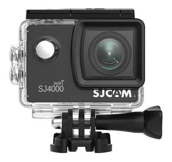 Sj4000wifi Câmera Esporte 2inch 12m Remoto Hd Sjcam Original