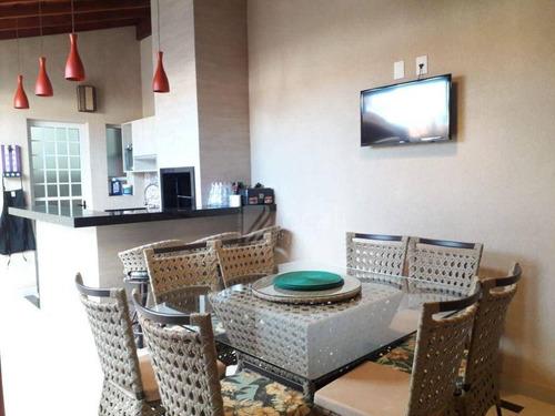 Imagem 1 de 29 de Casa Com 3 Dormitórios À Venda, 150 M² Por R$ 560.000 - Giardino Ii - São José Do Rio Preto/sp - Ca2761