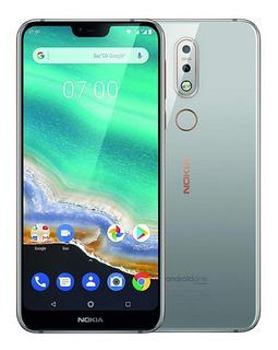Nokia 7.1 4 Gb Ram 64 Gb Fhd Huella Nuevo Libre Envio Gratis