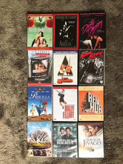 Coleção De Filmes E Séries Originais