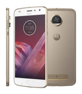 Cell Moto Z2 Play 64 Gb 4 Gb Ram Tela 5.5 2g 3g 4g Cam 12