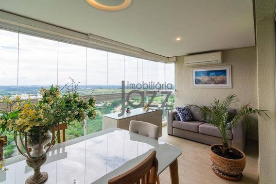 Apartamento Residencial À Venda, Alphaville Campinas, Campinas. - Ap1469