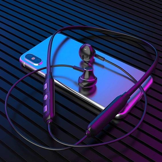 Fone De Ouvido Bluetooth 5.0 Mãos Livre Esporte Corrida Ipx5