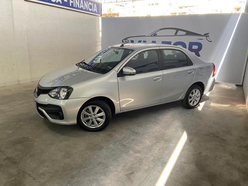 Imagem 1 de 13 de  Toyota Etios X Sedan 1.5 Flex 16v 4p Aut.